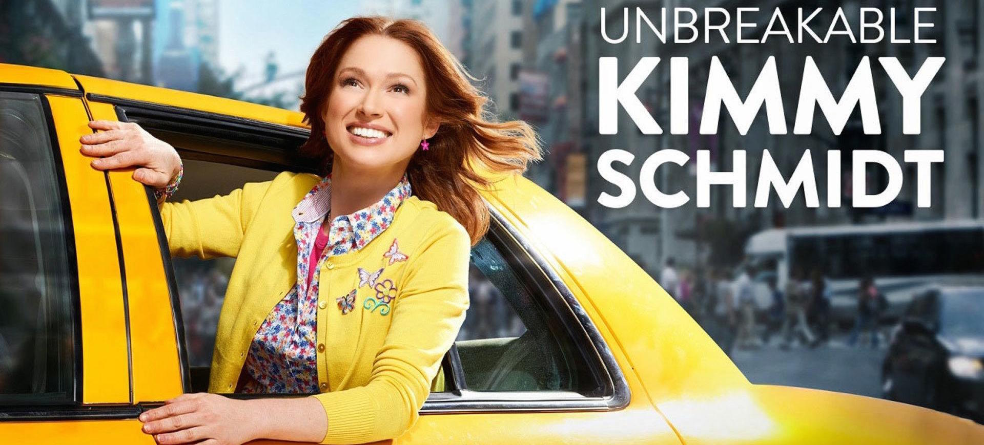The Unbreakable Kimmy Schmidt on Netflix by Tina Fey