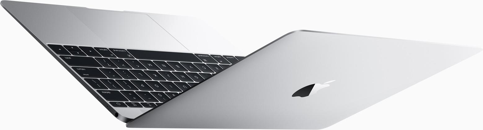 "New 12"" Apple MacBook Space Grey"