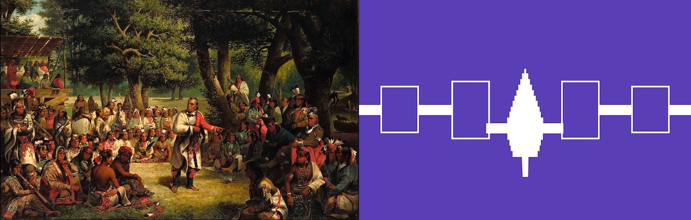 The League of the Iroquois: a matriarchal, decentralized democracy